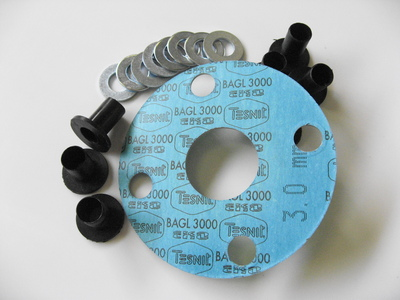 Flange and Bolt Insulation