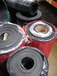 Rubber Sheet and Rolls