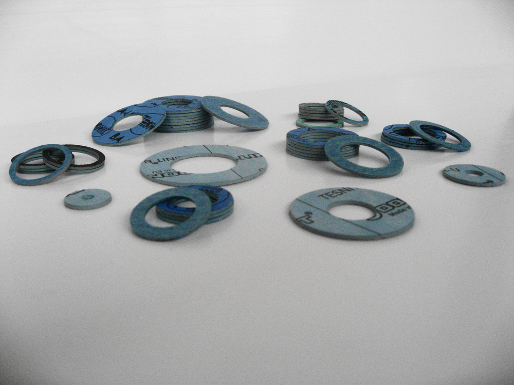 Compressed Fibre Washers
