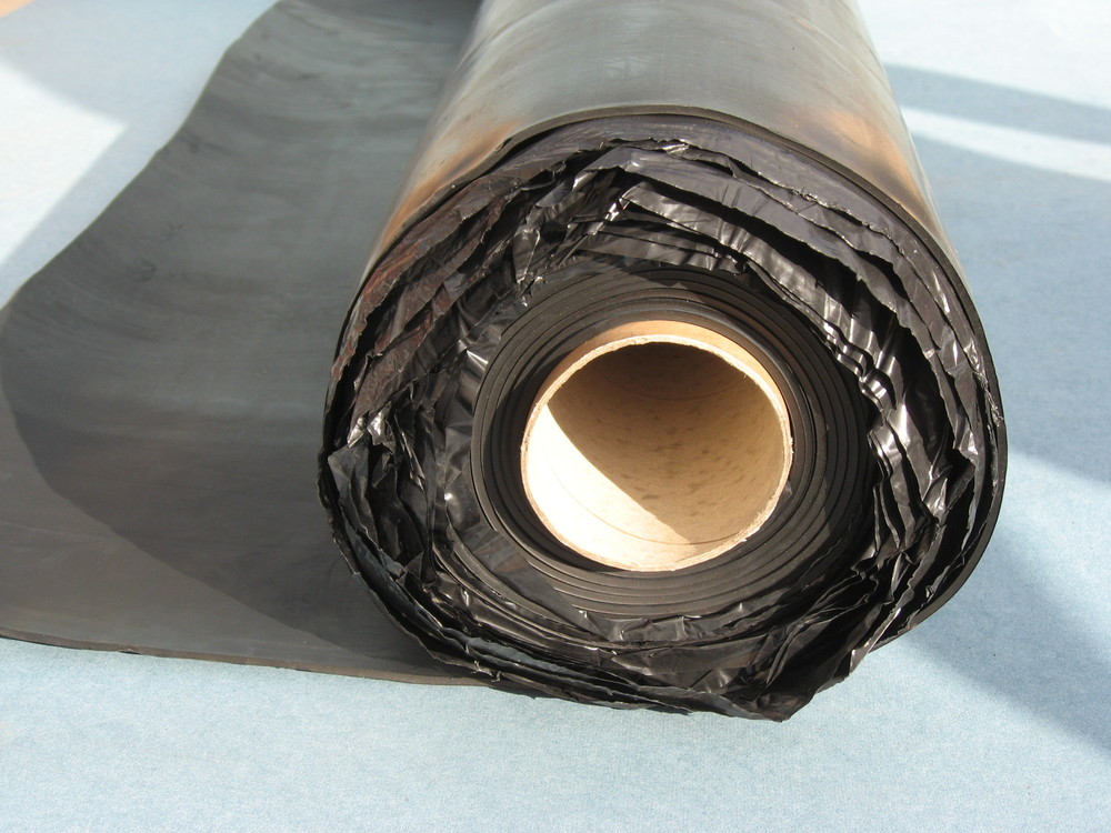 Neoprene Cotton Insertion Rubber