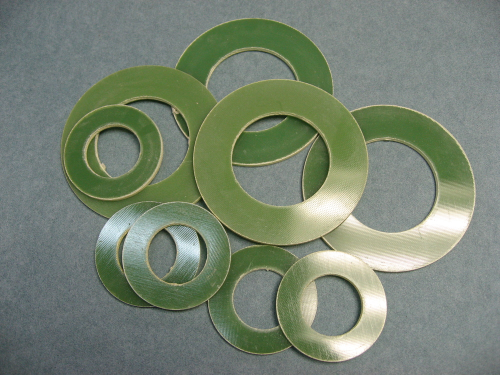 G-10 Glass Epoxy Washer