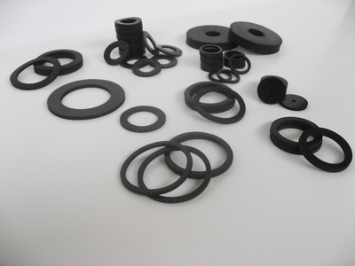 Rubber Elastomer Washers